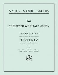 Trio Sonatas , Vol 3: Nos. 5-6 (E-flat major, F major)