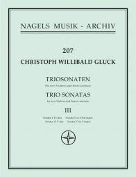 Trio Sonatas , Vol 3: Nos. 5-6 (E-flat major, F major)