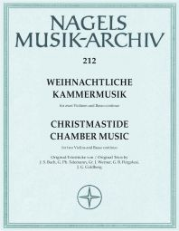 Chamber Music for Christmas Settings (Score & Parts)