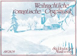 Christmas Romantic Organ Music