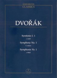 Symphony No.1 in C minor (Study Score)