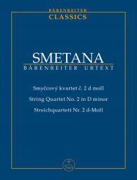 String Quartet No.2 in D minor (Study Score)