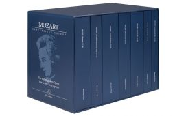 The Seven Great Operas (7 Study Scores in a box set)