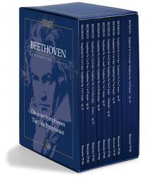 The Nine Symphonies (Study Scores in a box set)