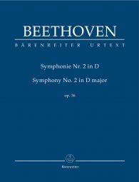Symphony No.2 in D major Op.36 (Study Score)
