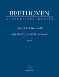 Symphony No.4 in B-flat major Op.60 (Study Score)
