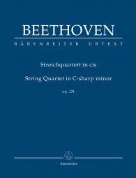 String Quartet in C-sharp minor Op131 (Study Score)