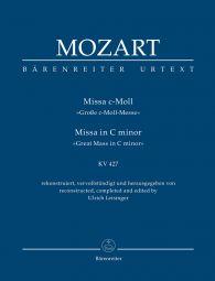 Missa in C minor (K.427) (Great Mass in C minor) (Study Score)